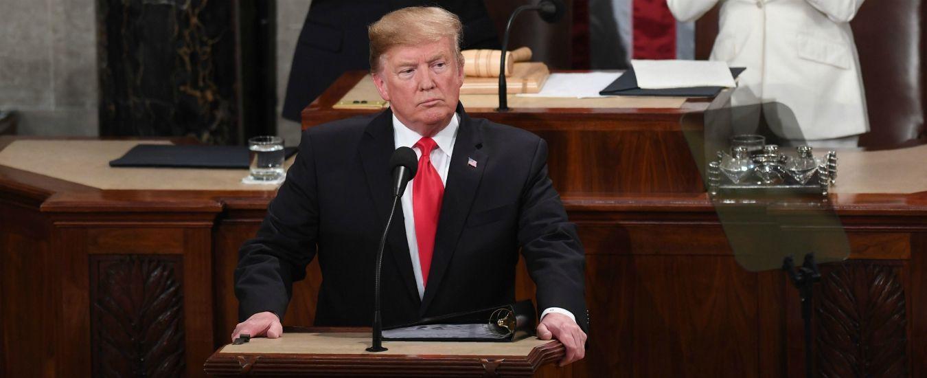 Donald Trump chiede a Corte segreto su redditi