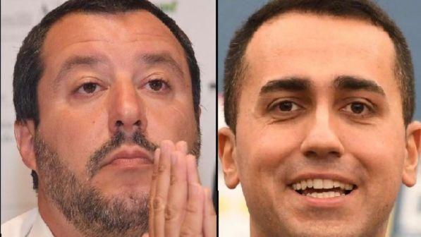 Governo M5S-Lega : Salvini e Di Maio chiedono tempo fino a domenica