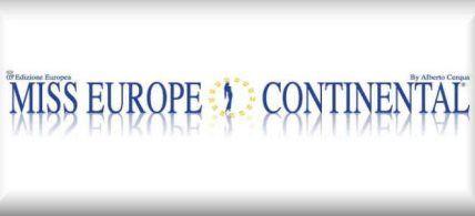 SARA MIQUEL E MARIANA RODRIGUEZ GIURATE A MISS EUROPE CONTINENTAL 2017