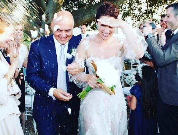 I segreti di un grande amore? Luisa Ranieri e Luca Zingaretti