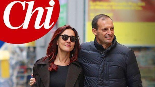 Ambra Angiolini e Massimiliano Allegri si sposeranno a giugno