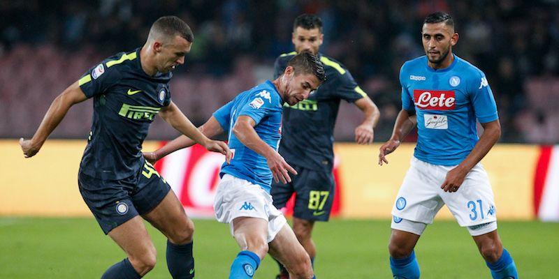 Inter-Napoli Live : Dove vedere in streaming e in diretta TV