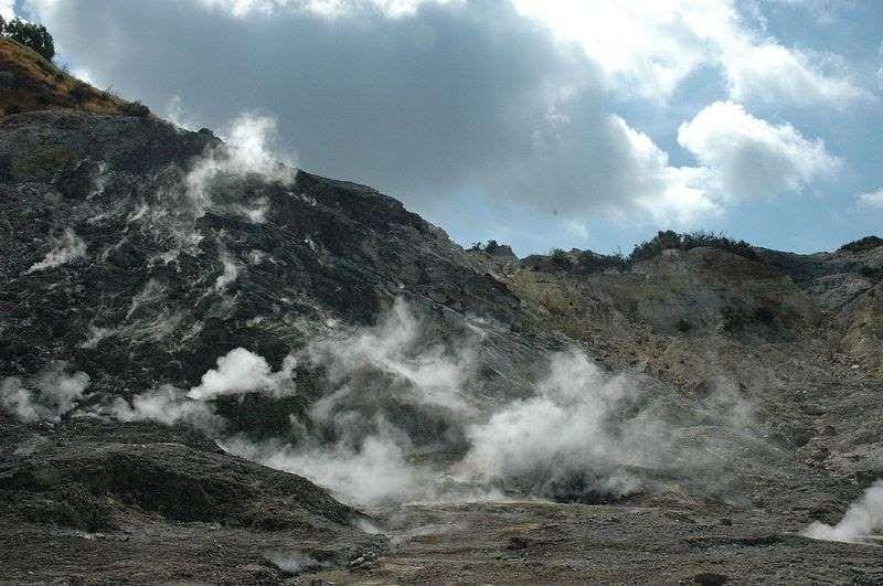Rischio di un'eruzione del vulcano Campi Flegrei?