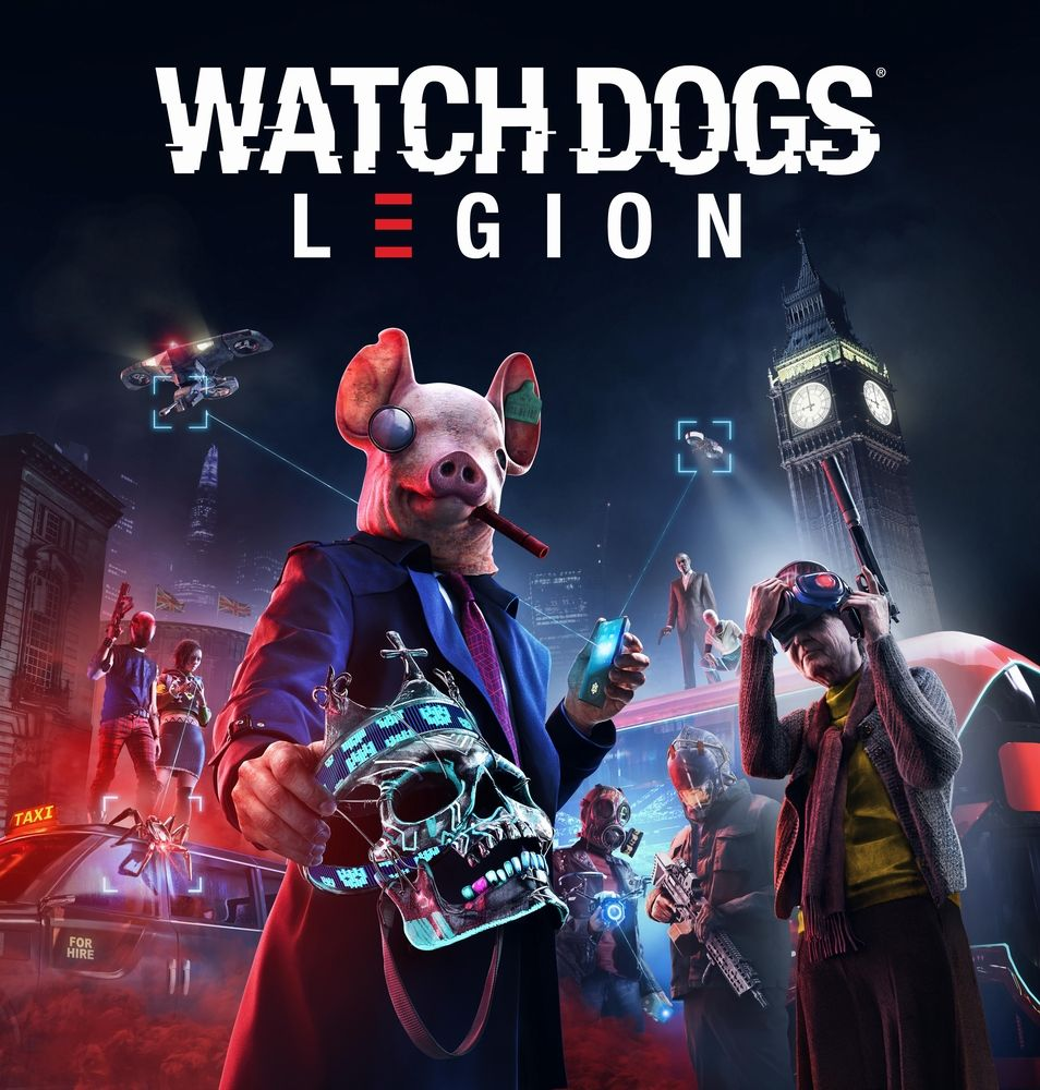 Ubisoft annuncia watch dogs legion