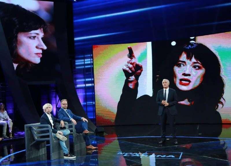Jimmy Bennett da Massimo Giletti : Asia Argento mi ha violentato
