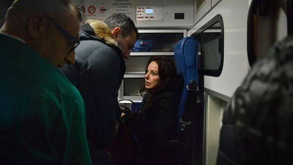 Bari : Aggredita la giornalista Rai Mariagrazia Mazzola dalla moglie del boss Caldarola