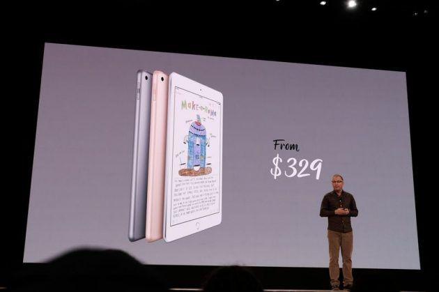 Evento 27 Marzo : Apple presenta il nuovo iPad da 9.7 pollici!