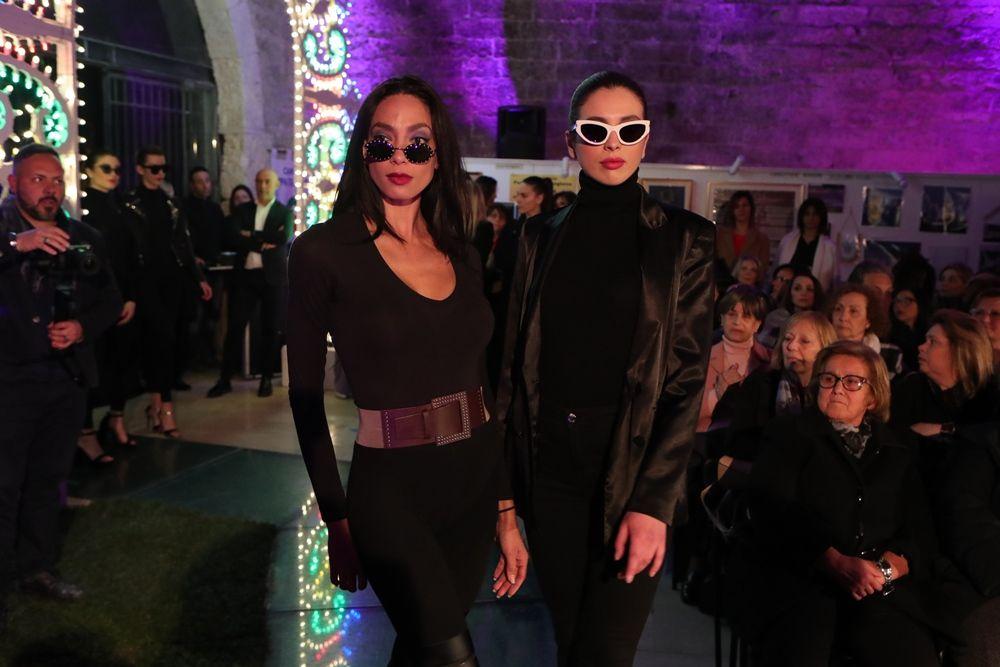 Maiorano Fashion Show 2019 al Fortino di Sant'Antonio: i video dell'evento più glamour