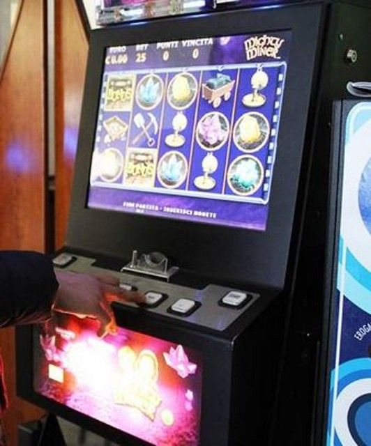 Luoghi sensibili slot machine lombardia