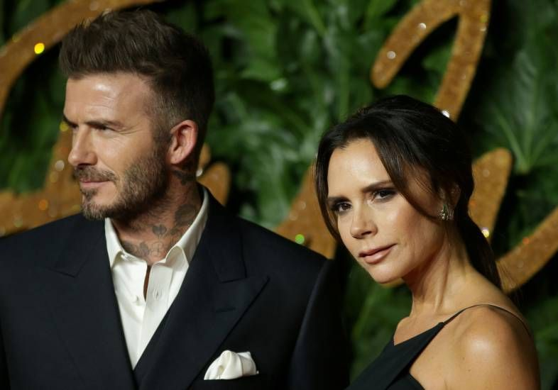 Victoria Beckham : Dopo 20 anni con David la nostra intesa a letto non si è mai spenta