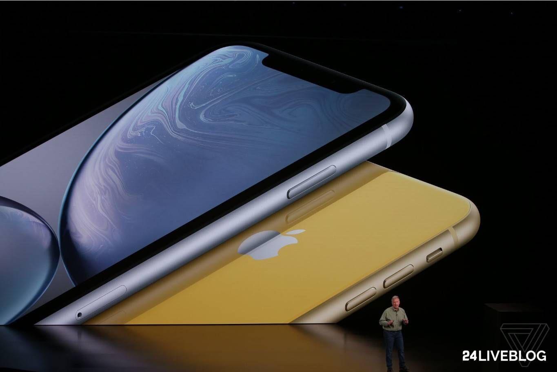 Evento 12 settembre: Apple presenta ufficialmente l' iPhone Xr