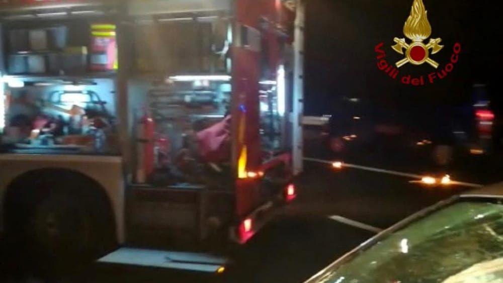 Due morti e tre feriti! Drammatico incidente sull'autostrada A14 vicino Cesena