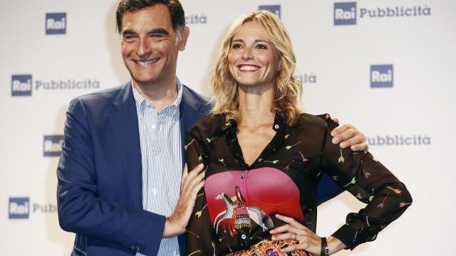 Ci siamo chiariti! Francesca Fialdini e Tiberio Timperi a La Vita in diretta