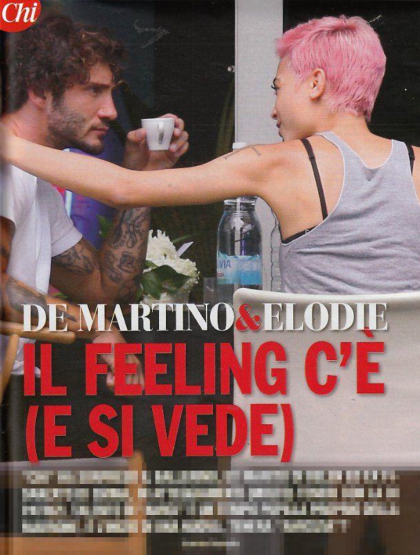 Stefano De Martino e Elodie stanno insieme?