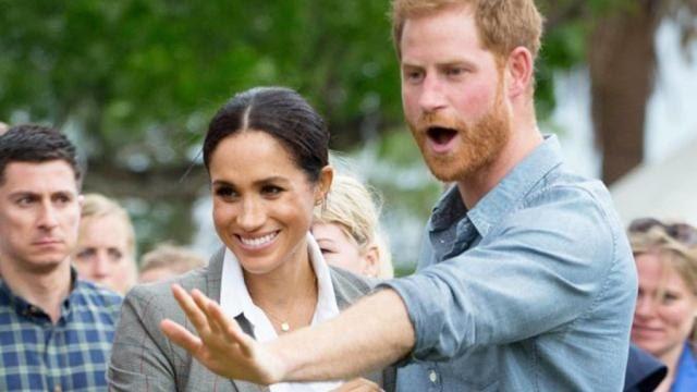 Doppio problema per il principe Harry! Meghan Markle incinta di due gemelli?