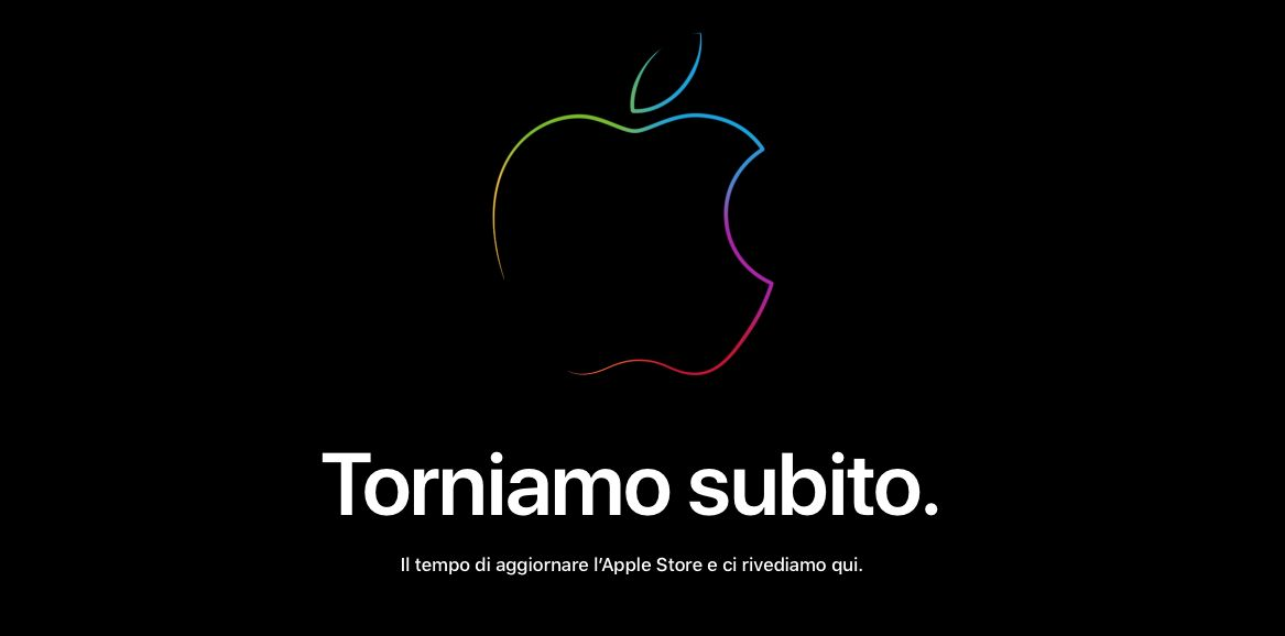 Acquisti Apple Store Offline in attesa dell' evento di stasera