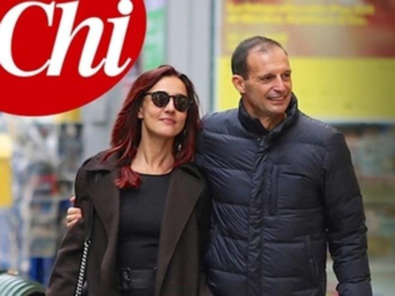 I figli sono sempre i benvenuti! Ambra Angiolini è incinta di Massimiliano Allegri?