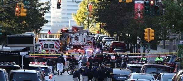 Attacco terroristico a Manhattan (New York), 8 morti e 15 feriti : Il killer operato nella notte