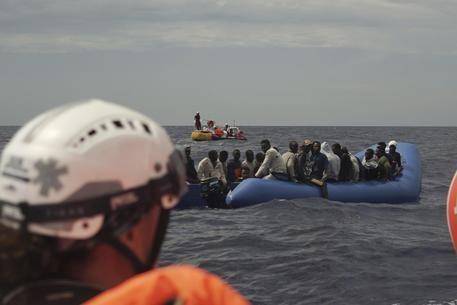 Migranti, 4 dispersi a Marettimo