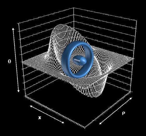 Warp Speed : la NASA alla ricerca della bolla di curvatura
