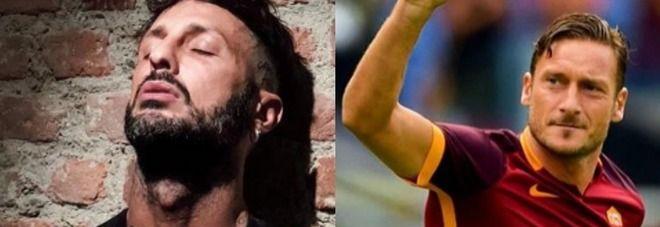 Fabrizio Corona chiede scusa a Francesco Totti su Instagram