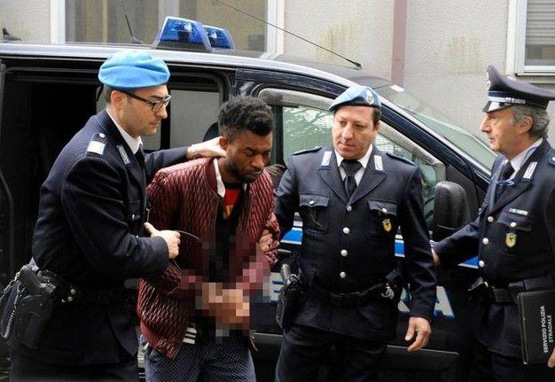 Macerata, omicidio Pamela Mastropietro : Sequestrati a Oseghale i soldi guadagnati in carcere