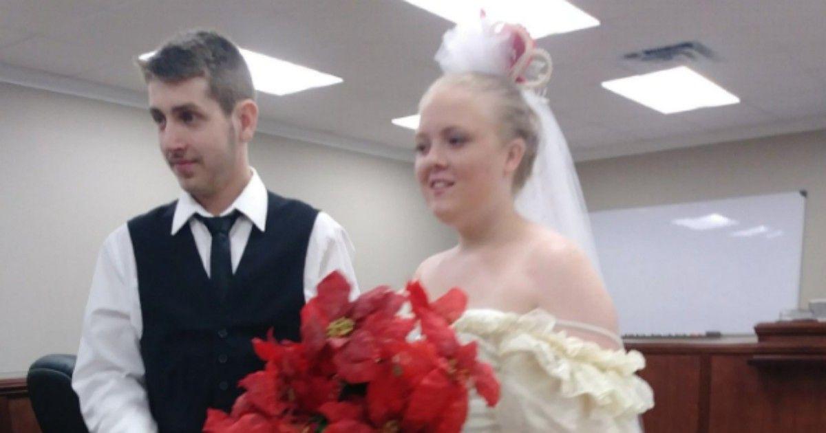 Il sogno spezzato di Harley e Rhiannon! Giovani sposi travolti e uccisi 5 minuti dopo il loro matrimonio