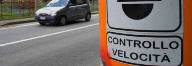 Come un razzo ... multato dall'autovelox a 914 km/h a Bruxelles