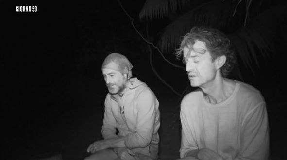 Isola dei Famosi 2017 : naufraghi preoccupati per Raz Degan