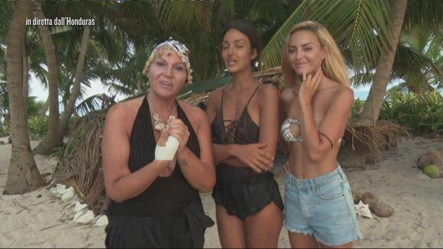 Isola dei Fomosi : Nadia Rinaldi è l'eliminata della settimana