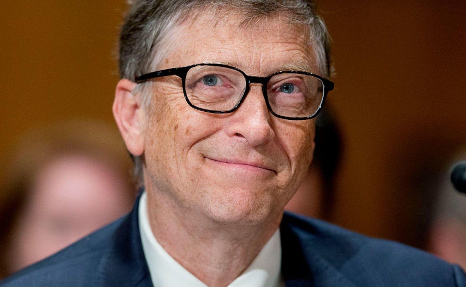 Bill Gates contro la povertà a Seattle