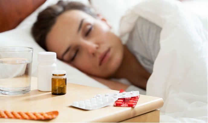 Ipnotici e sedativi : nessun allarme italiano