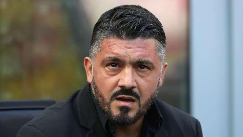 Milan, Gattuso a rischio esonero dopo la sconfitta con l'Inter