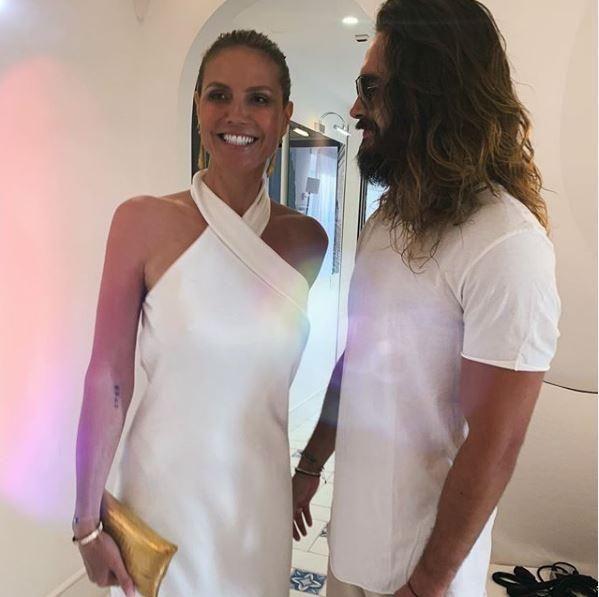 Per Heidi Klum e Tom Kaulitz è tutto pronto per le nozze a Capri