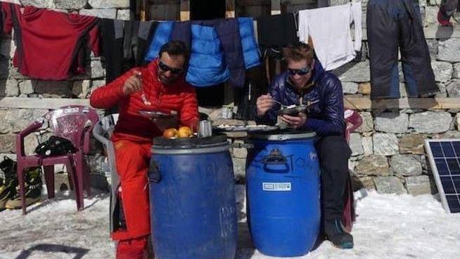 Pakistan, bloccati soccorsi alpinisti  Daniele Nardi e Tom Ballard