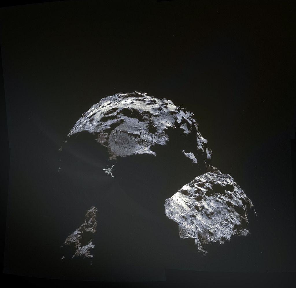 La scienza di Philae: le prime pubblicazioni su dati rilevati dal lander