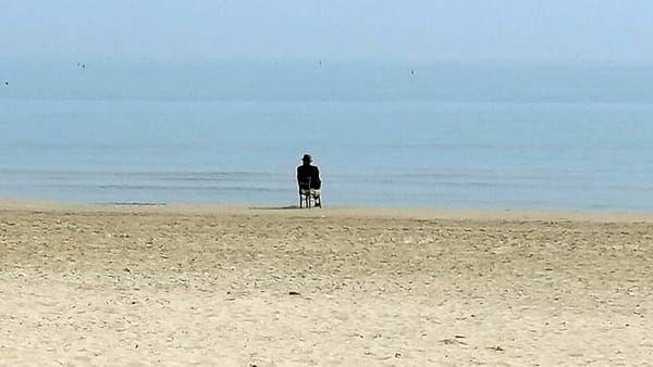Una vita in miniera! il 92enne che fa 60 km ogni giorno per vedere il mare