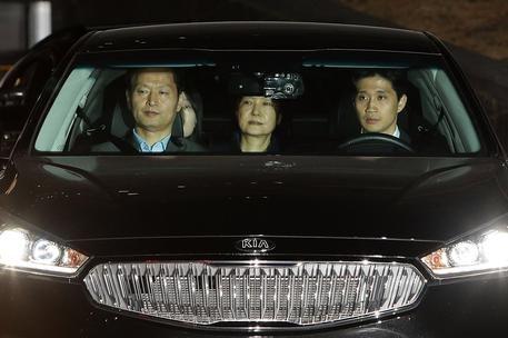 Corea Sud : Arrestata ex presidente Park Geun-hye