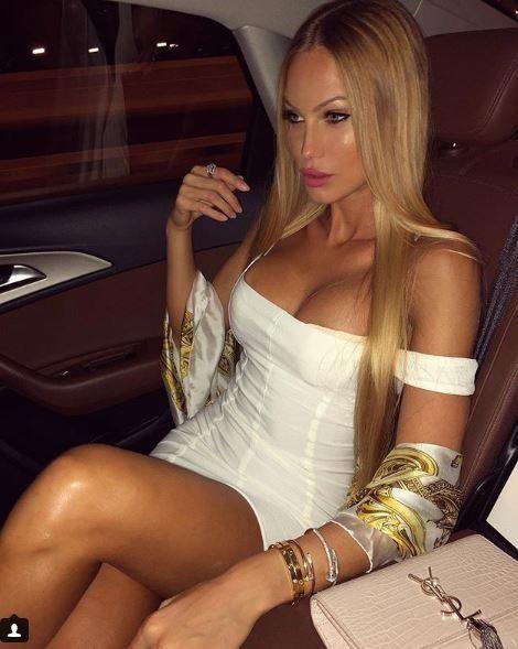 Flavio Briatore : Ecco la nuova fiamma Taylor Mega ... FOTO e VIDEO
