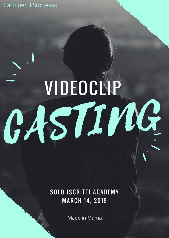 Fatti per il Successo Academy : casting per Made in Mama