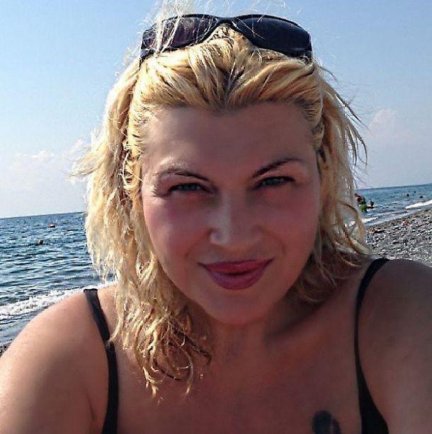 Nadia Rinaldi ha perso 75 chili