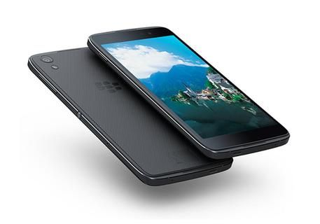 BlackBerry DTEK50 : Nuovo smartphone con Android