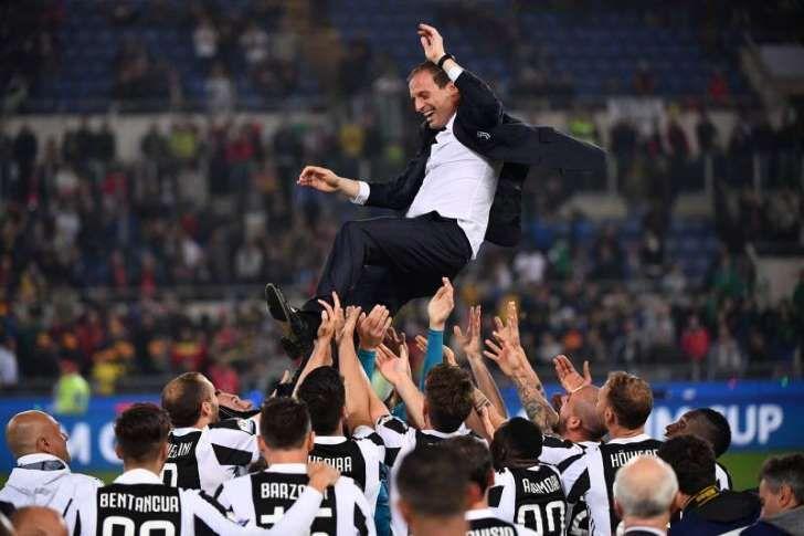Juventus-Milan : Allegri contro Sconcerti