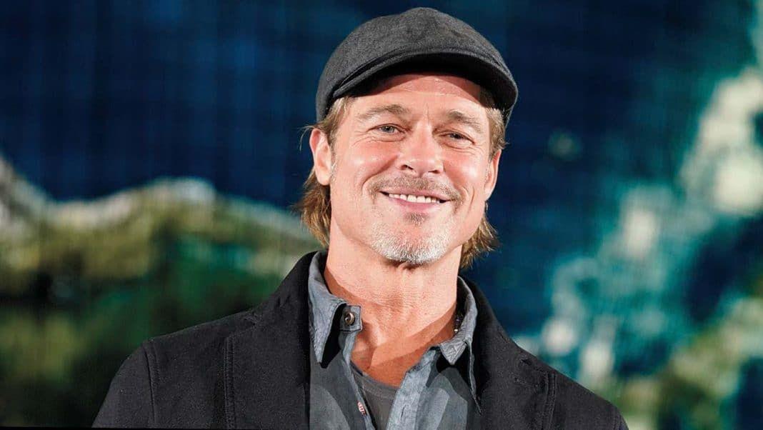 Brad Pitt ha una nuova fiamma... ma non è abbastanza bella per i fan