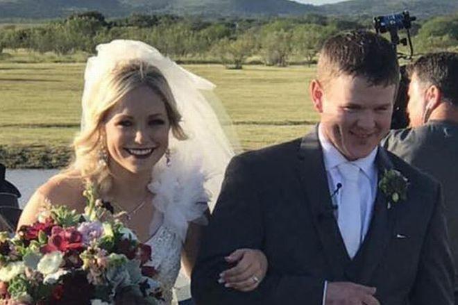 Un sogno diventato incubo : Will e Bailee appena sposati si schiantano in elicottero