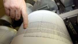 Terremoto Oggi :  Scossa magnitudo 3 tra Spoleto e Foligno