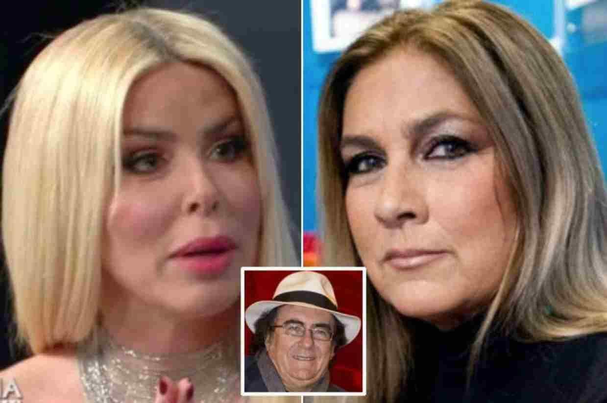 Ecco cosa è successo tra Loredana Lecciso e Romina Power