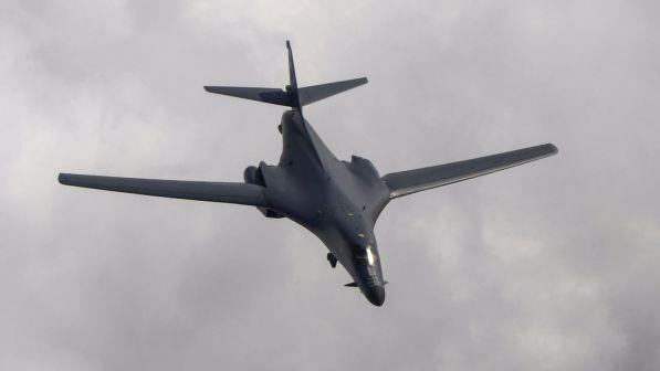 Bombardieri Usa sorvolano Corea Nord