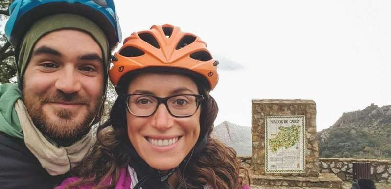 Giravano il mondo in bici : Jay Austin e Lauren Geoghegan uccisi dalI'Isis in Tagikistan