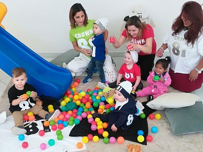 Moda bimbo: girato a Toritto il primo spot ufficiale del brand per bambini Crown 81